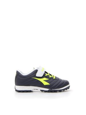 CALCETTO DIADORA PICHICHI TF JR VE bambino blu | Pittarello