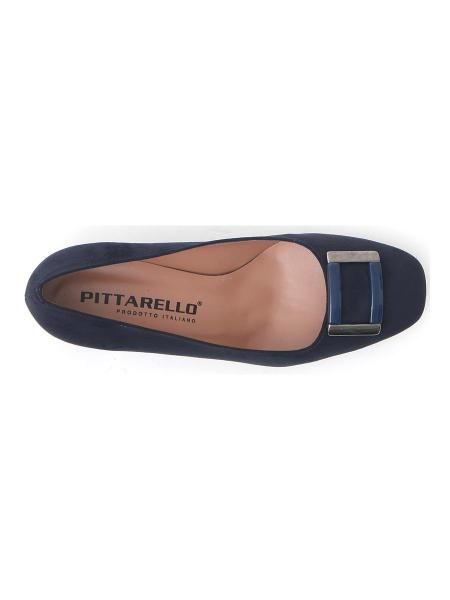 DÉCOLLETÉ PITTARELLO 570003 donna blu | Pittarello