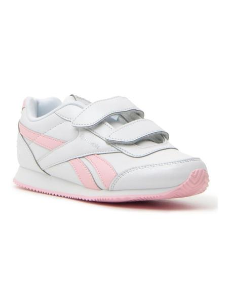 SNEAKERS REEBOK ROYAL CLJOG 2 2V bambina bianco | Pittarello