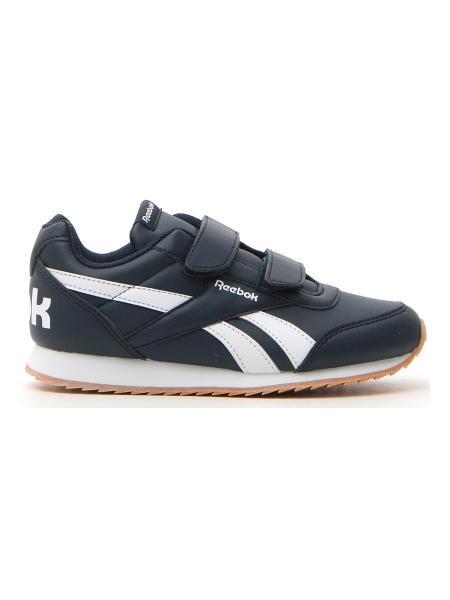 RUNNING REEBOK ROYAL CLJOG 2 2V bambino blu | Pittarello