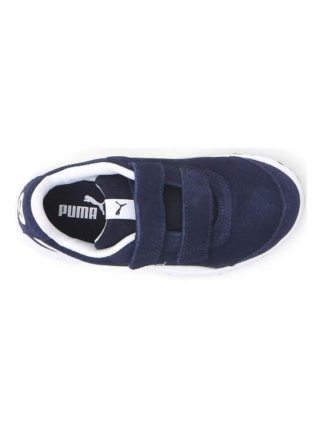 SNEAKERS PUMA STEPFLEEX 2 SD V PS bambino bianco/blu | Pittarello
