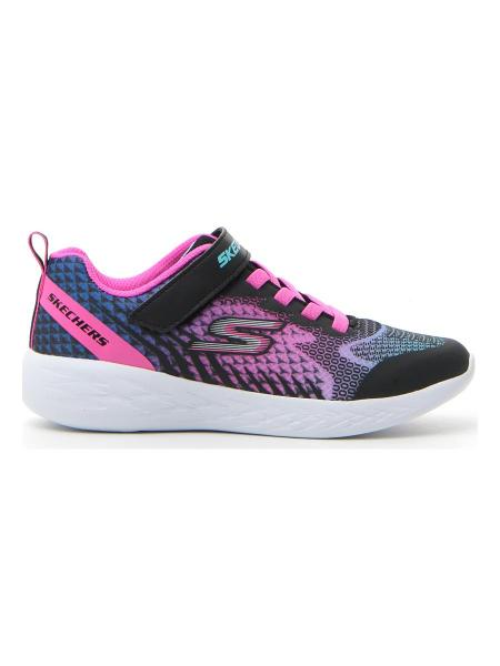 FITNESS SKECHERS GO RUN 600-RADIANT RUNNER bambina nero | Pittarello