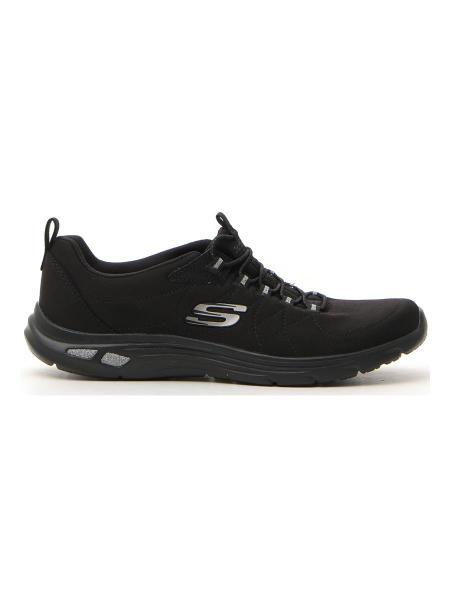 SNEAKERS SKECHERS EMPIRE D'LUX donna nero | Pittarello