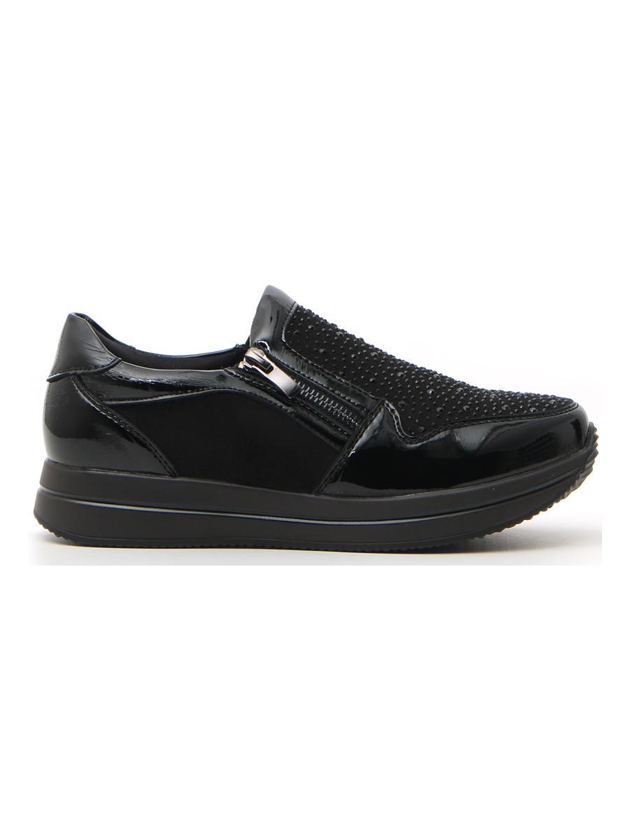 SNEAKERS MISS PAPPALEA 13202 donna nero | Pittarello