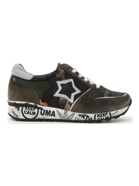 SNEAKERS PITTARELLO 457 uomo verde | Pittarello