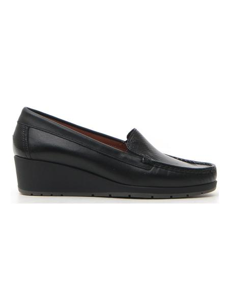 MOCASSINI MOCASSINO IT. 91800 donna nero | Pittarello