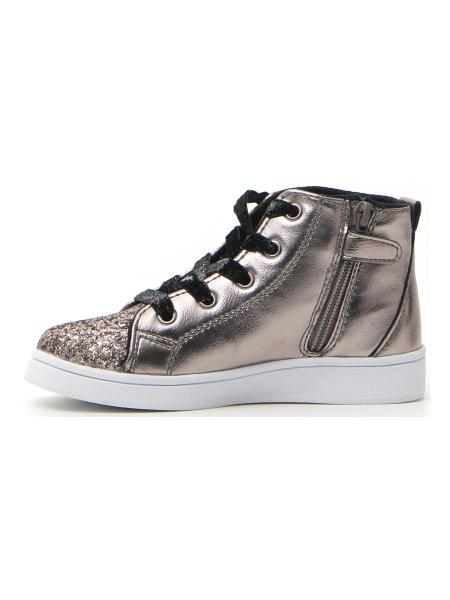 SNEAKERS COVERI 34564 bambina argento | Pittarello