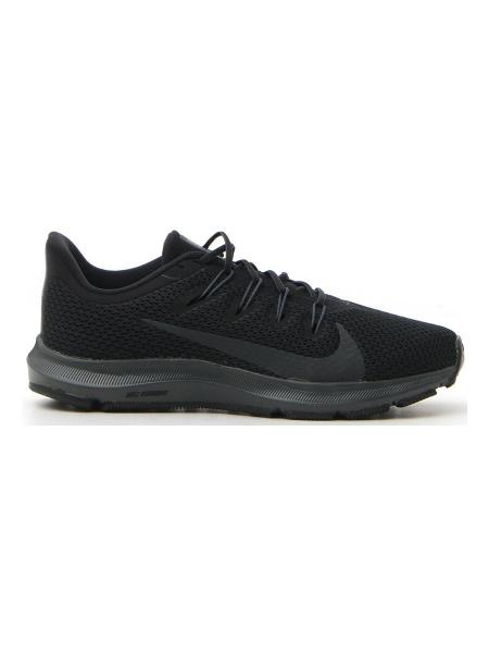 RUNNING NIKE WMNS QUEST 2 donna nero | Pittarello