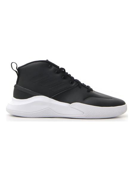 BASKET ADIDAS OWNTHEGAME uomo nero | Pittarello