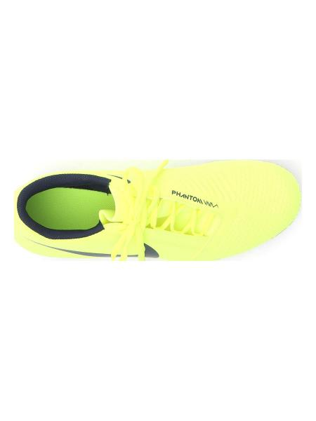 CALCIO NIKE PHANTEOM VENOM CLUB FG uomo giallo | Pittarello