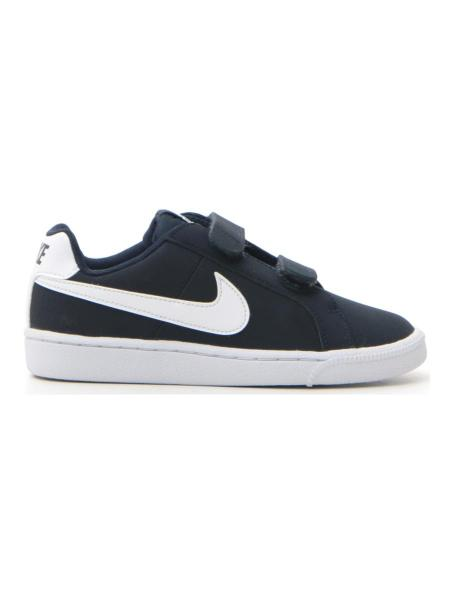 SNEAKERS NIKE COURT ROYALE (PSV) bambino blu | Pittarello