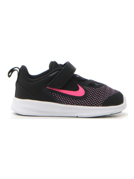 SNEAKERS NIKE DOWNSHIFTER 9 (TDV) bambina nero | Pittarello