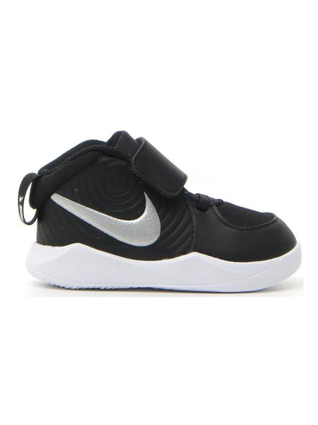 SNEAKERS NIKE TEAM HUSTLE D 9 (TD) bambino nero | Pittarello