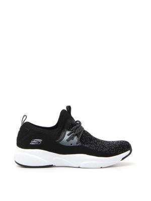 SKECHERS 13009/BKW - Scarpe sportive donna - 0618100688 | shop.pittarello.com